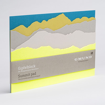 Summit Pad, A5 (Gmund)