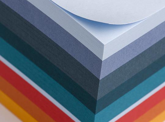 Paper Cube, Sunset (Gmund)