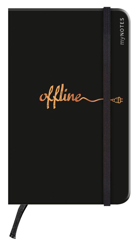 """Notebook """"Offline"""", small"""