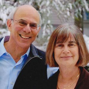 Jacquie Olds and Richard Schwartz